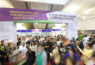 Mercado fitness mostra sua força!