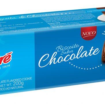 Para todas as horas: Aymoré lança Biscoito de Chocolate