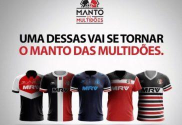 Manto das Multidões Penalty no Globo Esporte