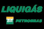 Logotipo Liquigás - Petrobrás