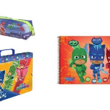 PJ Masks salvam o dia da criançada nessa volta às aulas