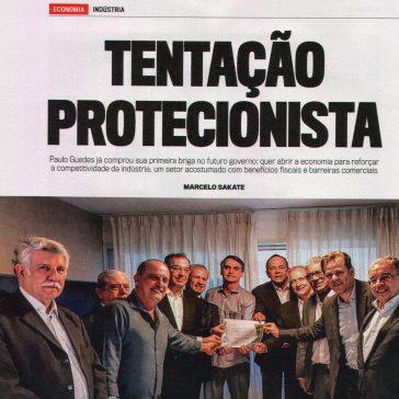 TENTAÇÃO PROTECIONISTA