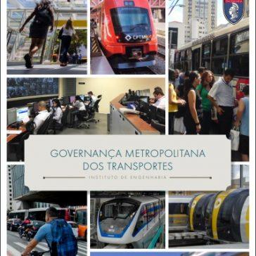 Instituto de Engenharia desenvolve projeto de governança metropolitana de transportes