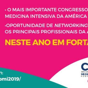 Congresso Brasileiro de Medicina Intensiva reúne mais de 200 palestrantes nacionais e internacionais