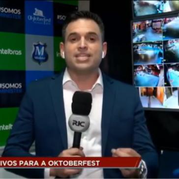 Oktoberfest de Blumenau 2019- RIC TV