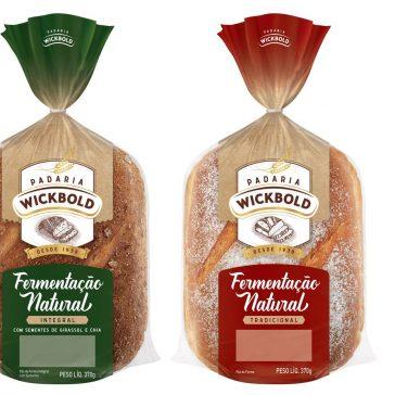 Pioneira no mercado: Wickbold lança pães com fermentação natural