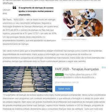 Crescimento de startups no Brasil é impulsionado por empreendedores – Franquias para Empreender