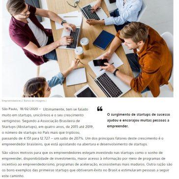Crescimento De Startups No Brasil É Impulsionado Por Empreendedores – Gazeta Brasília