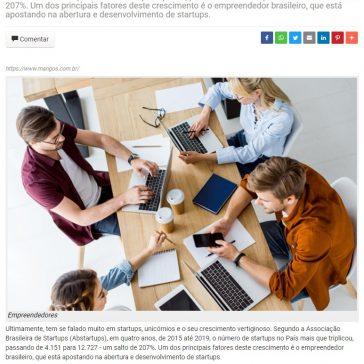 Crescimento de startups no Brasil é impulsionado por empreendedores – Teclando Web
