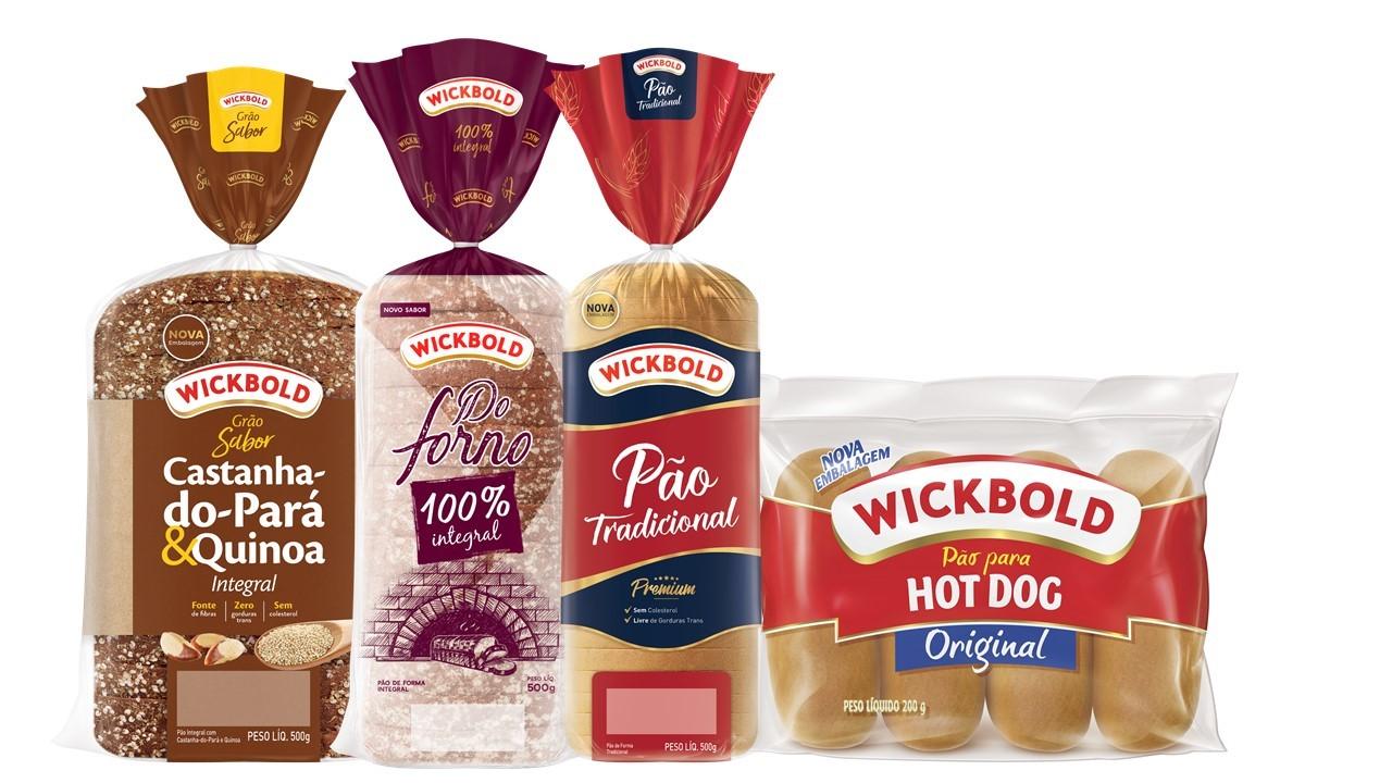pães Wickbold