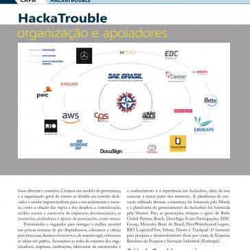 HackaTrouble – Engenharia Automotiva e Aeroespacial