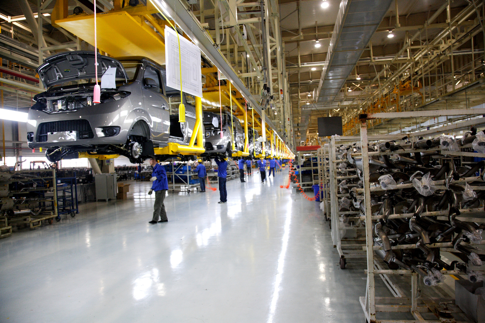 EDC Group - fábrica