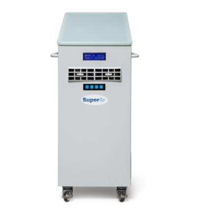 Esterilizador de ar elimina 99,99% das partículas de coronavírus em suspensão no ar