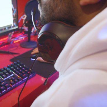 "Dazz anuncia apoio ao ""Projota Game Room"""