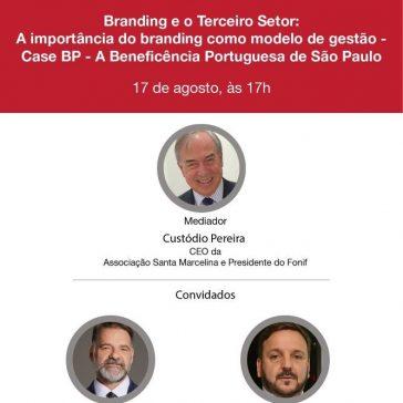 Webinar debate a importância do branding para o Terceiro Setor