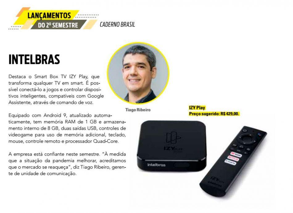 Intelbras - Eletrolar News