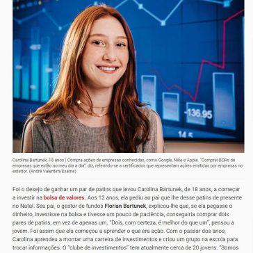 Educação financeira desde cedo – Exame.com