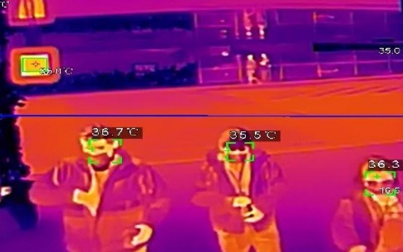 intelbras-câmera térmica
