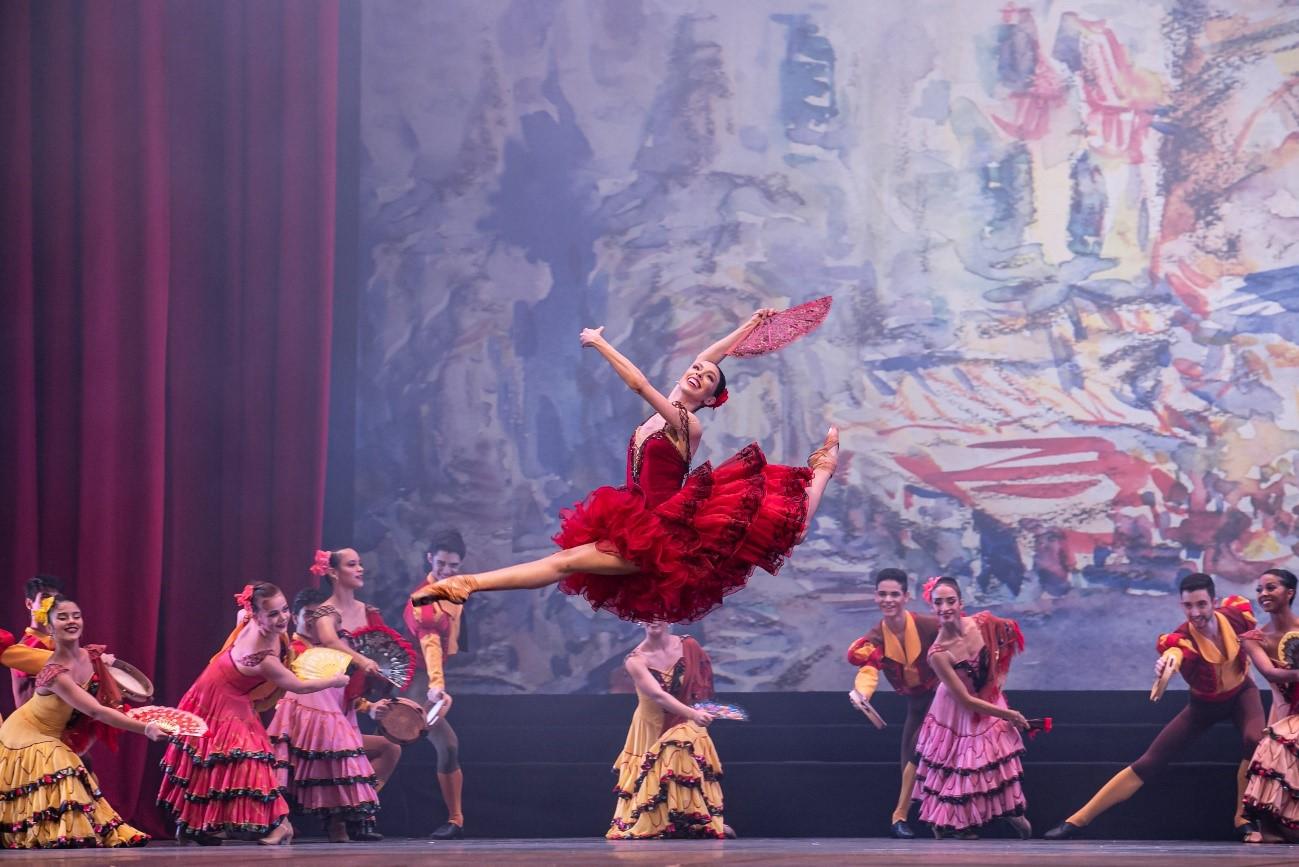 Pamplona Alimentos apoia Escola do Teatro Bolshoi no Brasil