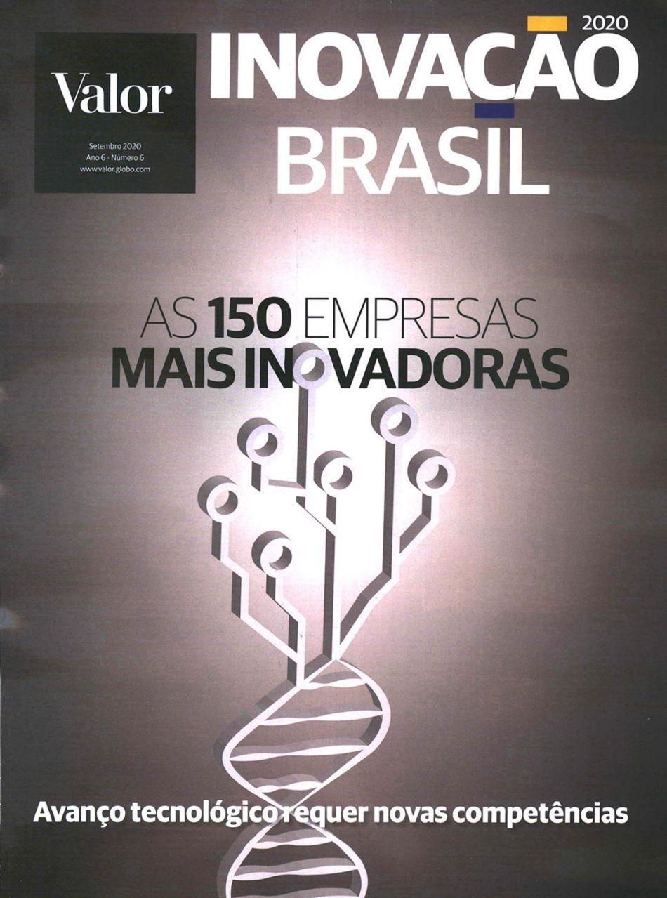 O Top 5 em cada segmento Valor Inovação Brasil