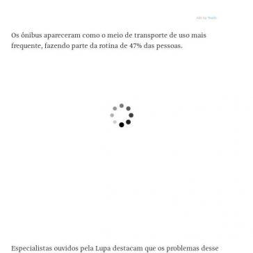 Revisão de contratos e mais corredores de ônibus puxam propostas de candidatos para transporte em São Paulo – Folha de S.Paulo (On-line)