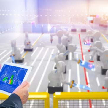 Artigo: Indústria 4.0 em conexão com a Lean Manufacturing