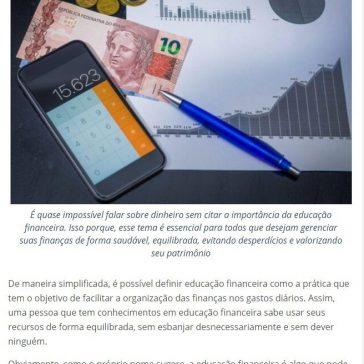 Como aplicar a educação financeira no dia a dia? Clique aqui e saiba como – O Popular Mogi Mirim