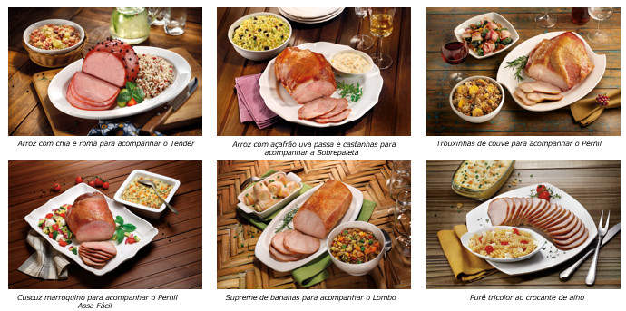 Receitas práticas e saborosas para as ceias de fim de ano