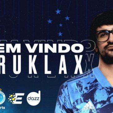 Dazz anuncia patrocínio do time Cruzeiro eSports