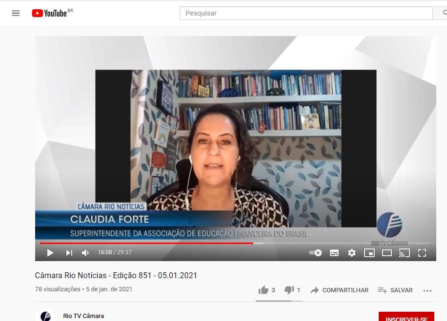 Câmara Rio Notícias - Edição 851 - 05.01.2021 - TV Câmara Rio