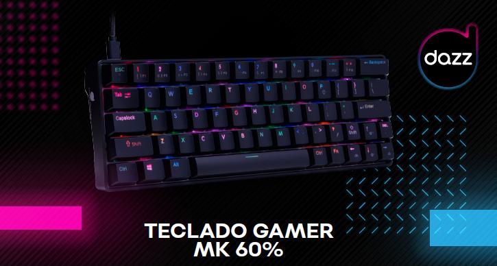 Dazz_Flyer teclado MK 60%