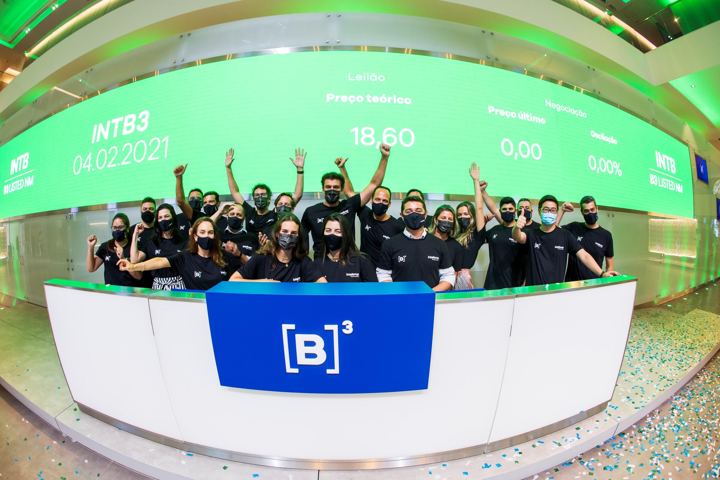 intelbras_Comemoração do IPO