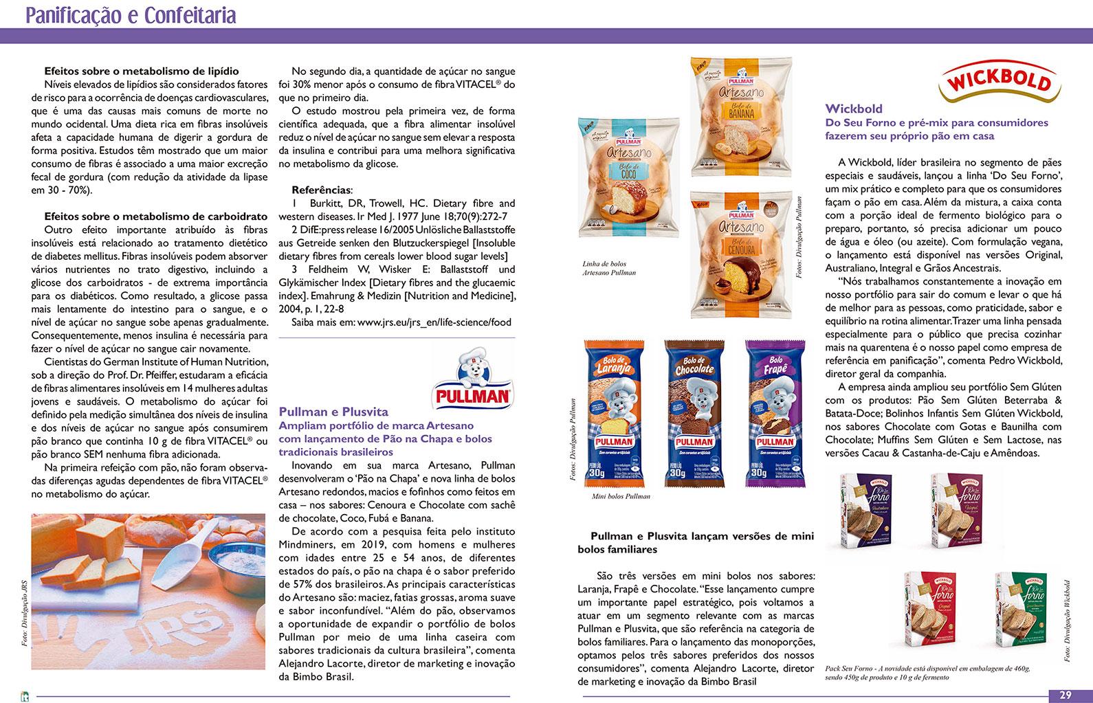 Pão nosso mais saudável - IT Ingredientes e Alimentos
