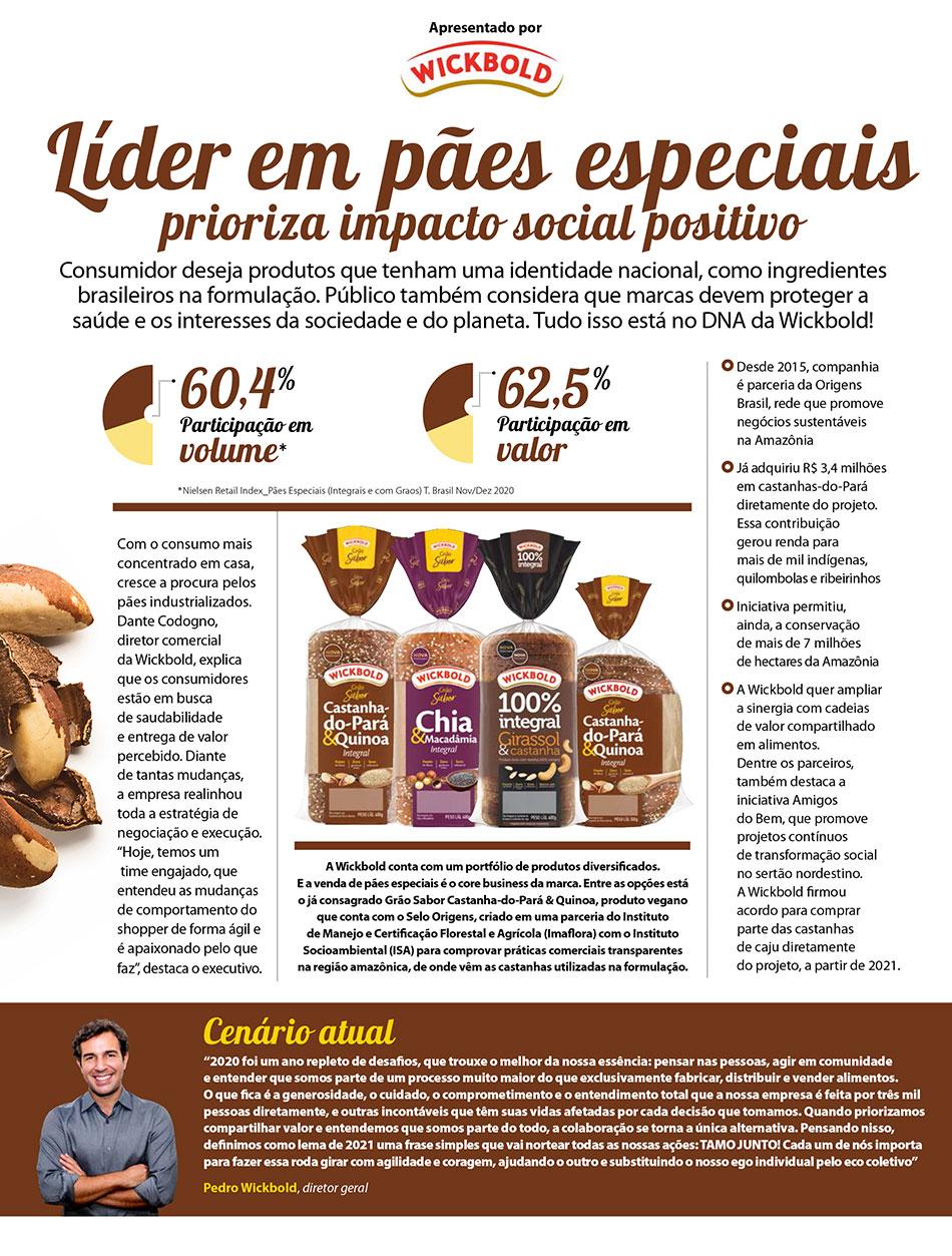 Líder em pães especiais prioriza impacto social positivo - SA Varejo