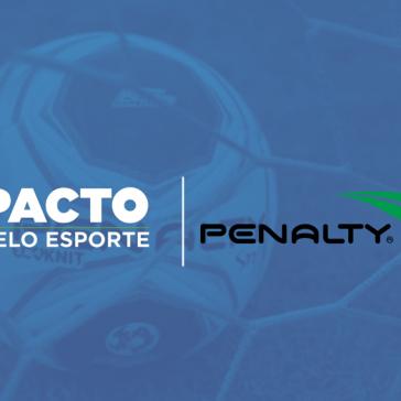 Penalty integra o Pacto Pelo Esporte