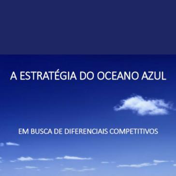 PPT – Oceano Azul na Comunicação