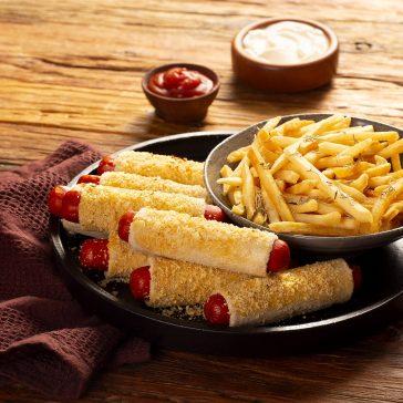 Festa Junina em casa: confira receitas de cachorro-quente assado e tostada de pamonha