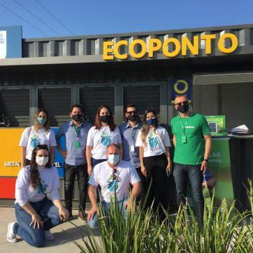Intelbras participa de evento para celebrar o Dia Mundial do Meio Ambiente em São José (SC)