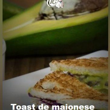 Toast de maionese de abacate: prepare um café da manhã saudável – Receitas IG
