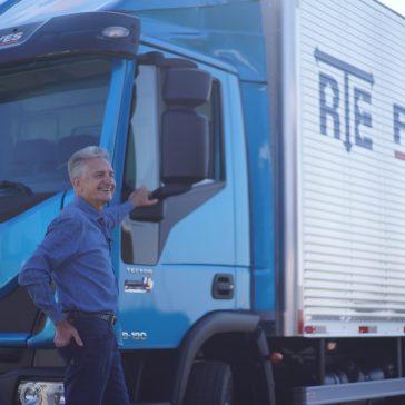 Rodonaves Caminhões IVECO lança modelo exclusivo IVECO Tector