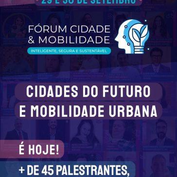 "Borzo discute os desafios do delivery no ""Fórum Cidade & Mobilidade"""